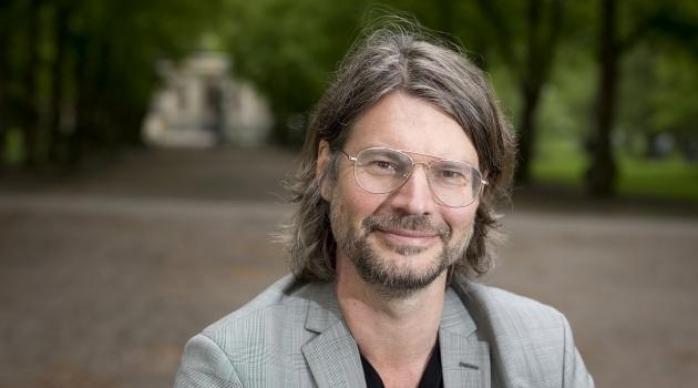 Personporträtt på Mattias Martinson