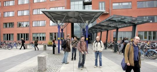 Vid Ångströmlaboratoriet bedrivs framgångsrik forskning om teknik.