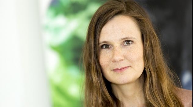 Personporträtt på Ann Grubbström.