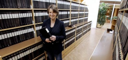 Projektet att digitalisera den äldre katalogen har tagit två år.