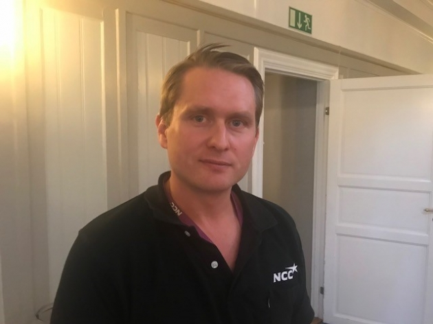Simon Högberg, NCC