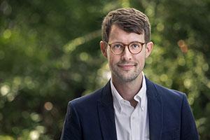 Erik J. Berg. Foto: Markus Marcetic