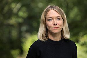 Hanne Fjelde. Foto: Markus Marcetic