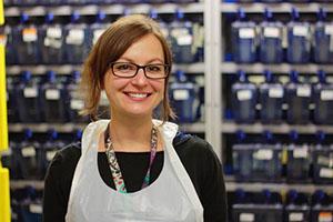 Kaska Koltowska. Foto: Kylie Georgas