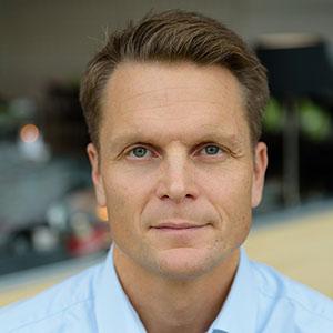 Porträtt av Thomas Nygren.
