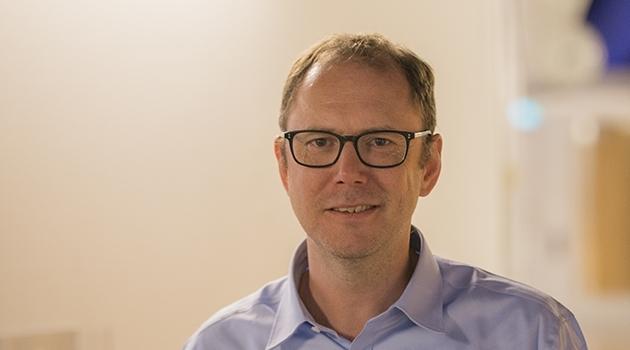 Personporträtt på Oskar Nordström Skans