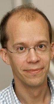 Anders Tengholm, forskare vid institutionen för medicinsk cellbiologi