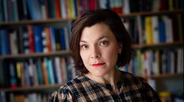Alexandra Borg, institutionen för nordiska språk och författare.