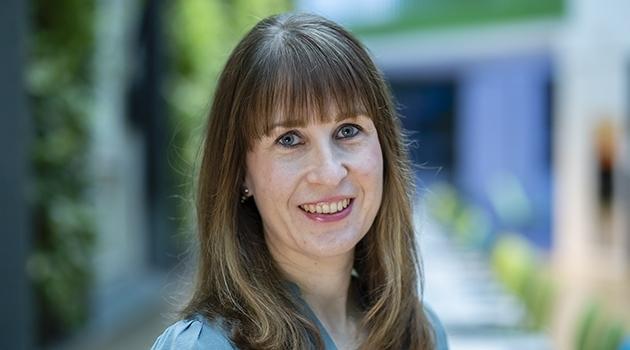 Alexandra Teleki, forskare i läkemedelsformulering