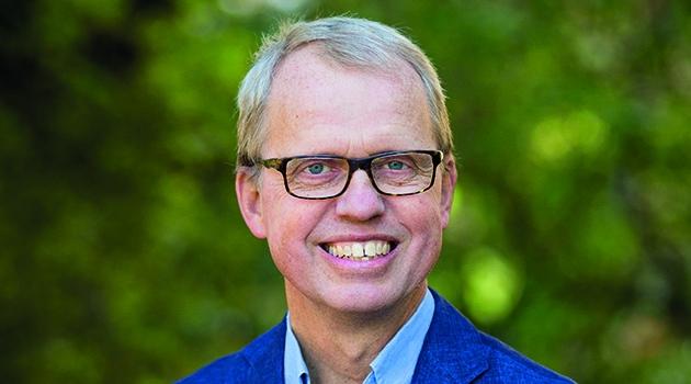 Anders Karlén är koordinator i COMBINE