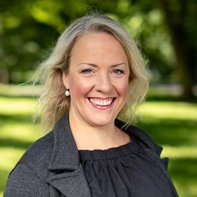 Professor Anna-Sara Lind Juridicum