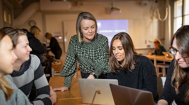Anna Jonsson Cornell leder Människorättskliniken vid Uppsala universitet