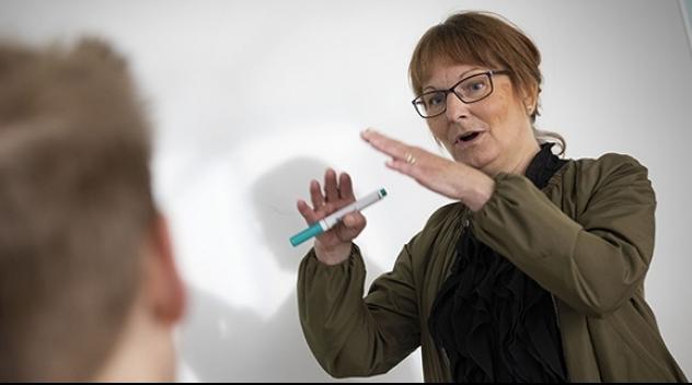 Anne-Lie Svensson, institutionen för farmaceutisk biovetenskap