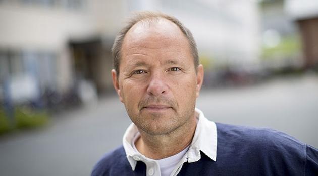 Björn Olsen, professor vid institutionen för medicinska vetenskaper