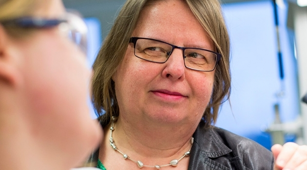 Kristina Edström.