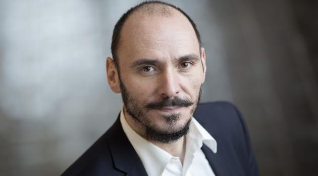 Porträttbild av Enrico Baraldi