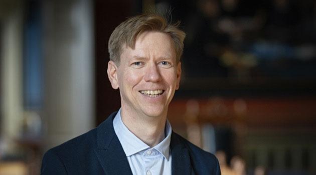 Erik Johansson, professor vid institutionen för kemi – Ångström