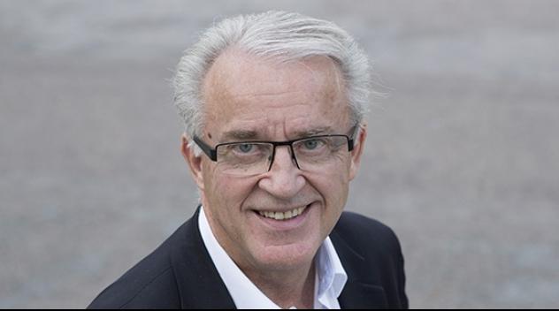 Fred Nyberg, professor em. och initiativtagare till U-FOLD