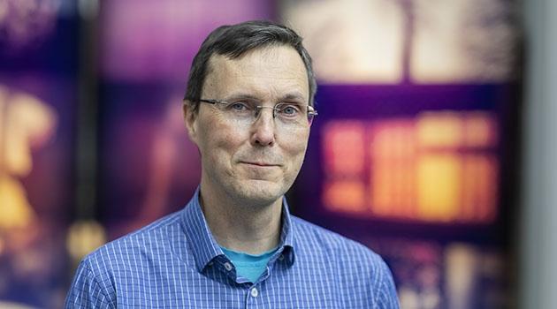 Tomas Furmark, professor vid institutionen för psykologi