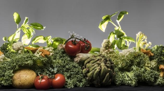 Grönsaksbuffe