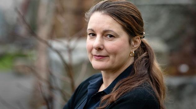 Porträtt på Karin Brocki