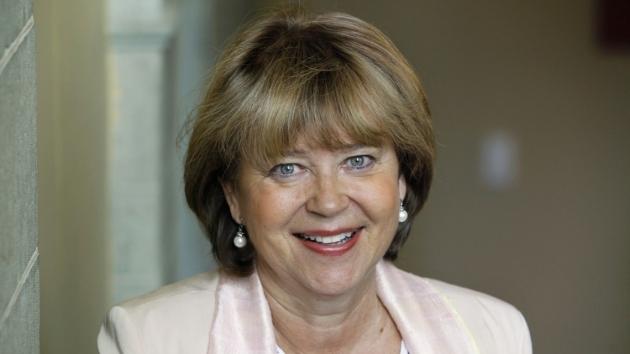 Porträtt på Karin Johannisson från 2010.
