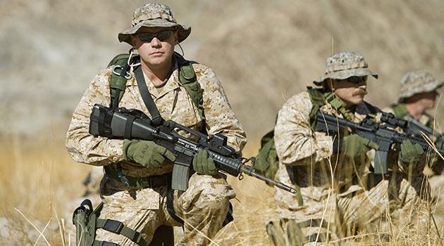 Stridande soldater