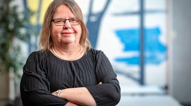 Portrait of Kristina Edström