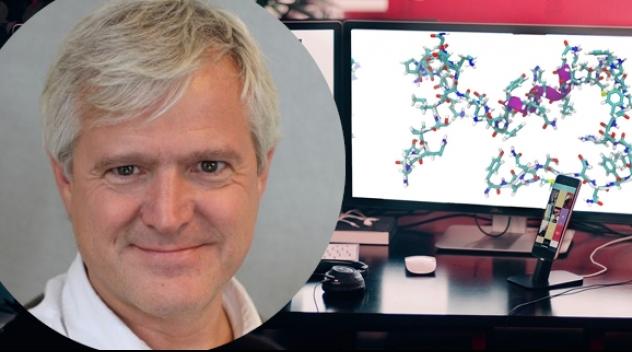 Mats Karlsson skapar matematiska modeller för farmaceutiska ändamål