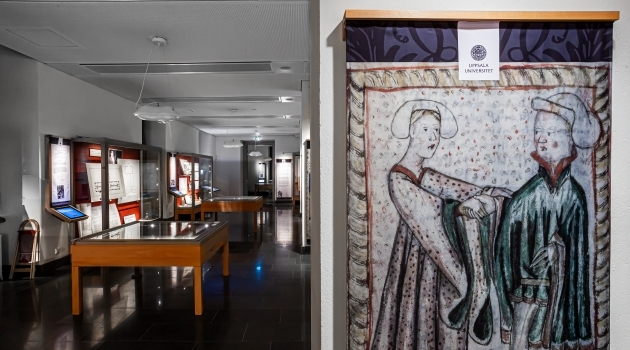 Utställningssalen, Carolina Rediviva