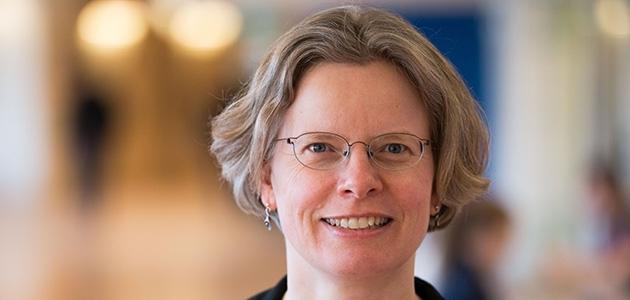 Micheline van Riemsdijk, associate professor, Uppsala University