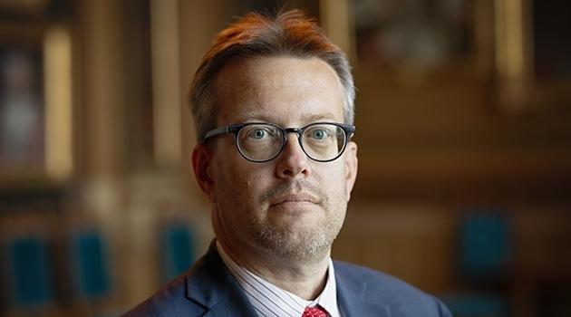 Mikael Hedeland, professor vid farmaceutiska fakulteten, Uppsala universitet