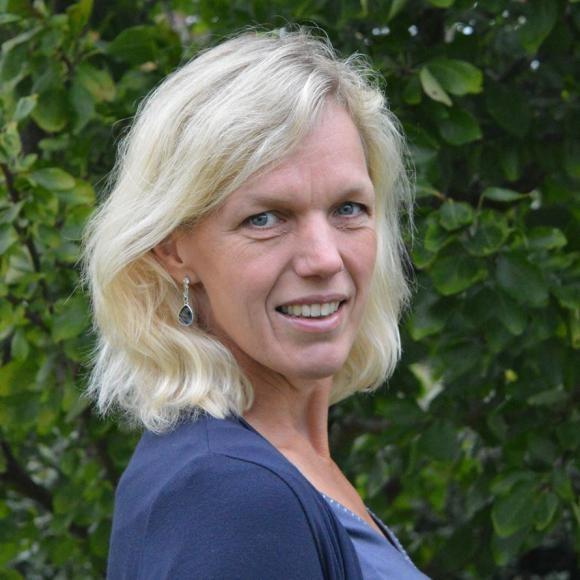 Ingela Nyström, institutionen för informationsteknologi.