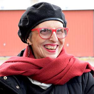Raquel Rolnik.
