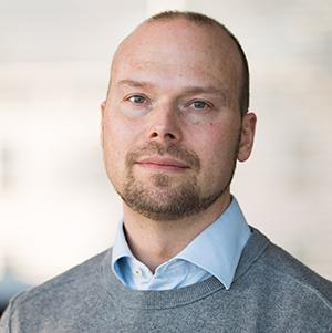 Mattias Jakobsson porträtt