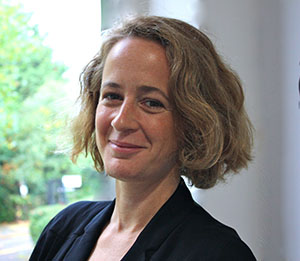 Portrait of Professor Keri Facer.