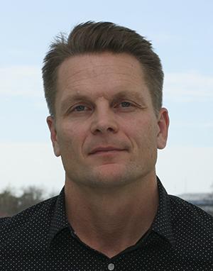 Portrait of Thomas Nygren