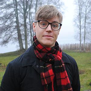 Tim Berndtsson. Foto: Agnes Kotka