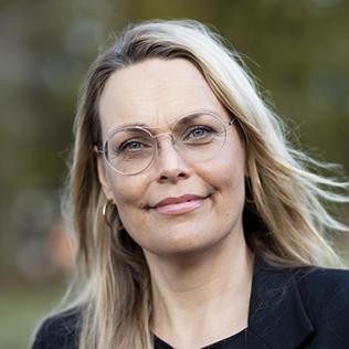 Ulrika Simonsson, professor i farmakokinetik