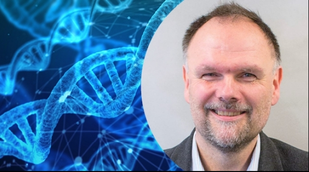 Kristian Sandberg, chef vid SciLifeLabs läkemedelsplattform.