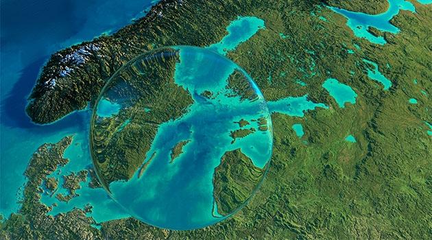 Östersjöområdet