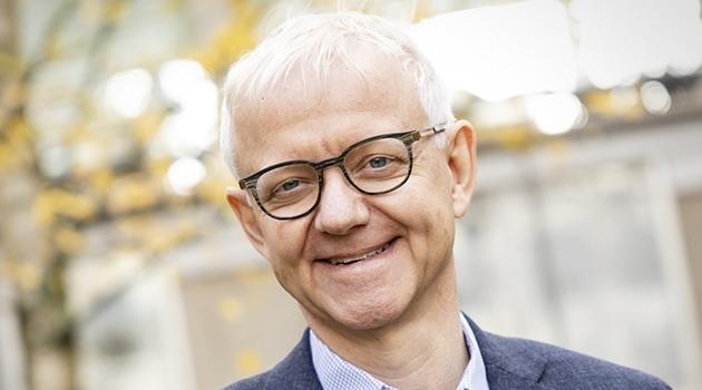 Per Artursson, professor i läkemedelsformulering