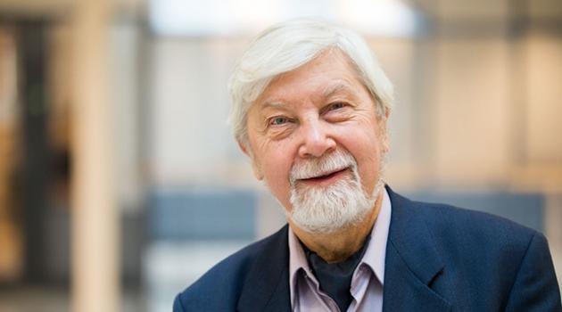 Porträtt av Peter Wallensteen.