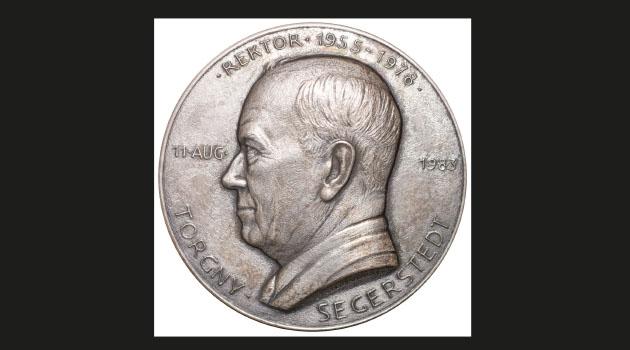 Torgny Segerstedt-medaljen