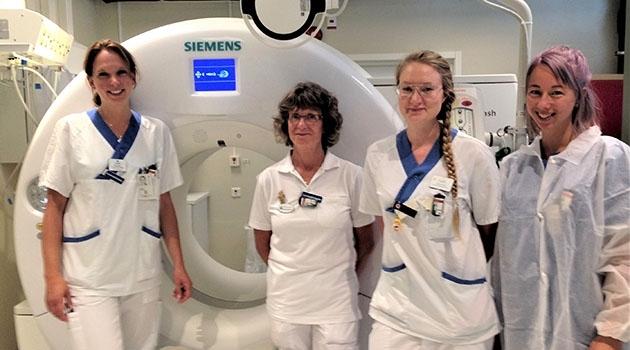 Röntgensjuksköterskor