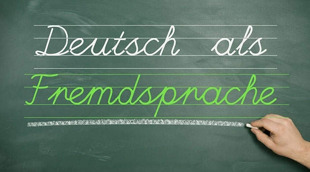 Illustration med tysk text.