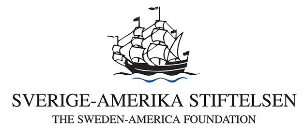 Sverige-Amerika Stiftelsens logotyp